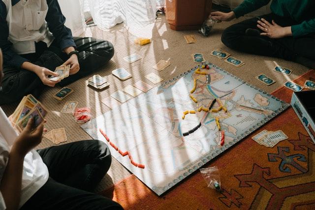 wspólne granie w gry