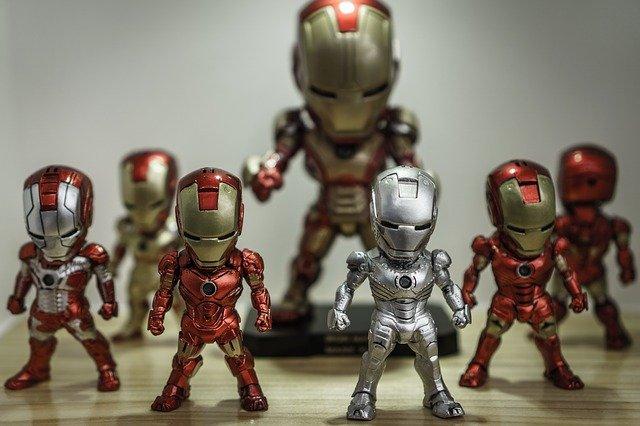 zabawkowe figurki