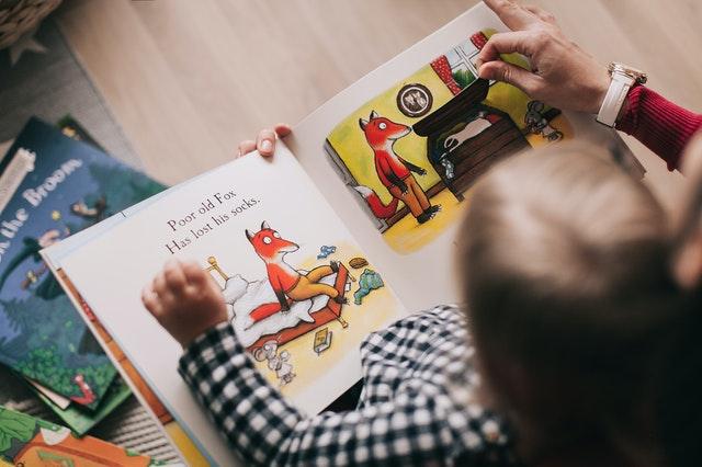 książeczka dla najmłodszych